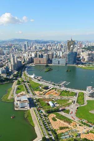 Macau city photo