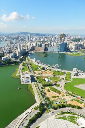 Macao city view photo