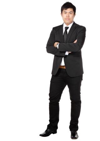 asian business man Stock Photo - 12191690