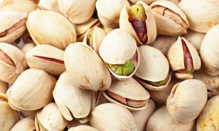 shelled: shelled pistachio