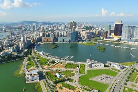 Macau city view photo
