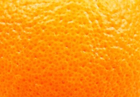 naranjas fruta: piel de naranja de cerca