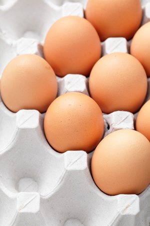 reliably: eggs in box