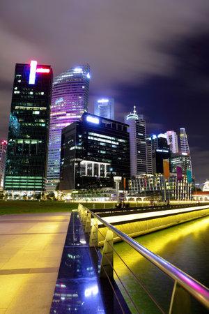 hotel building: Singapore City