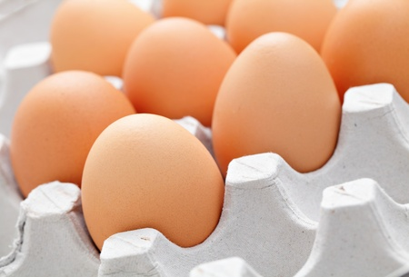 reliably: egg in box