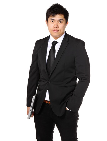 asian business man Stock Photo - 12880200
