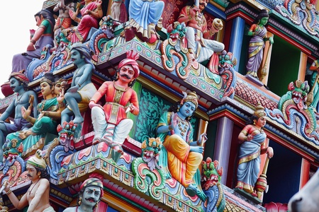 mariamman: hinduism statues
