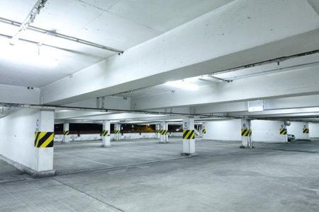 multi storey: Car park Editorial