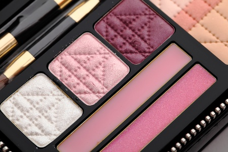 make up palette Stock Photo - 13753417