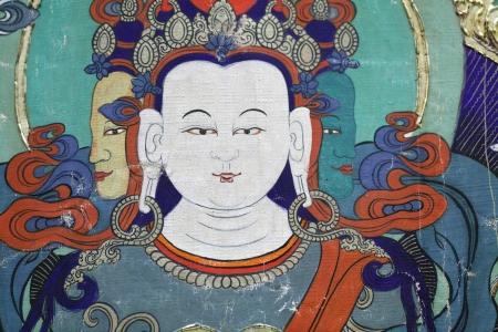 dao: buddha picture