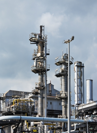 Gas industry photo