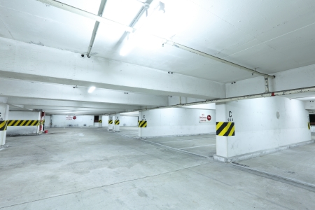 car parking level photo
