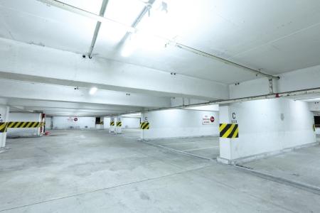 neonlight: car parking level