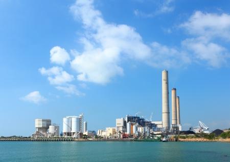 central el�ctrica: planta de fuerza el�ctrica