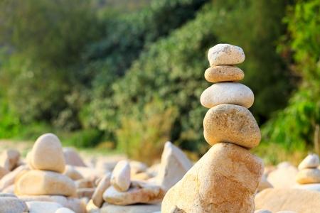 zen stone: balance rock