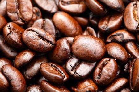 coffee grains: coffee bean