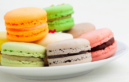 macaroon Stock Photo - 15138183