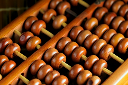 abacus Stock Photo - 15494677