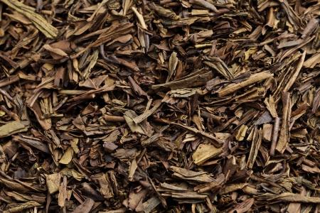 nontraditional: Green tea Stock Photo