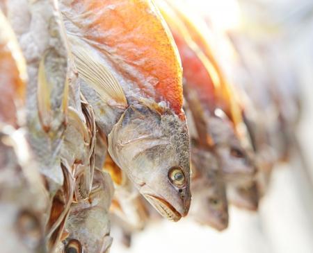 dry salt fish Stock Photo - 15929536