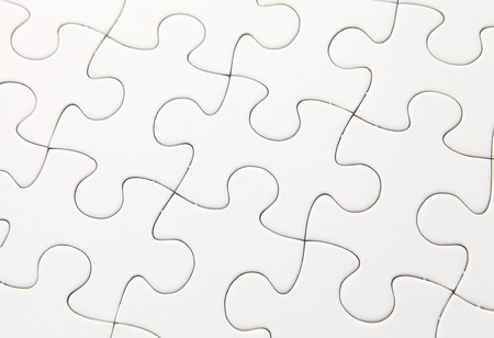 jigsaw puzzle Stock Photo - 16017761