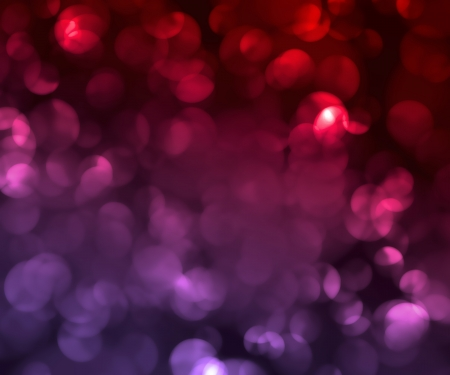 Colourful bokeh background photo