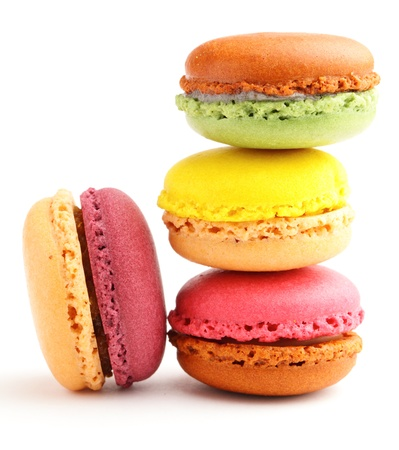 Colorful macaroons Stock Photo - 17115379