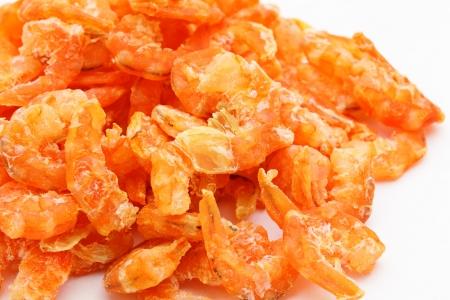 Small dry shrimp Stock Photo - 17115460