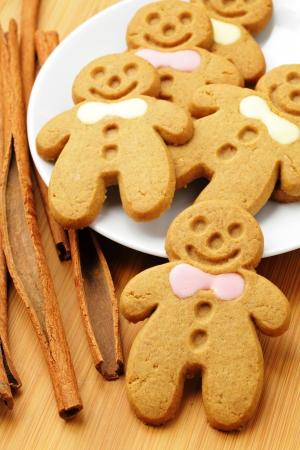 gingerbread man Stock Photo - 17115504