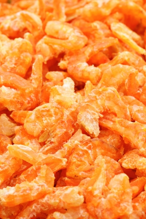 dried shrimp Stock Photo - 17212693