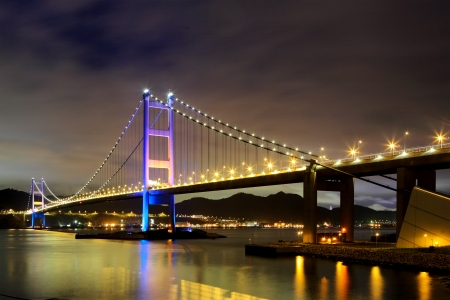 ma: Tsing Ma bridge