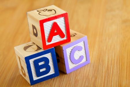 ABC Block photo