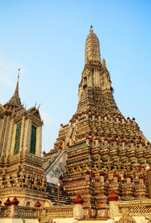 Phra Prang in Bangkok photo