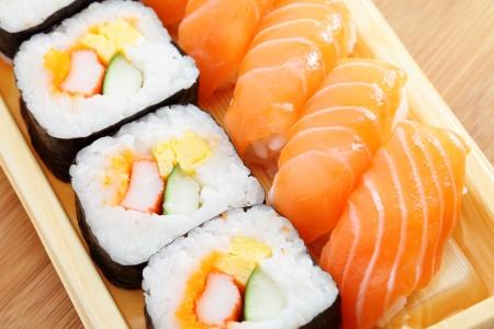 bento box: Sushi bento box