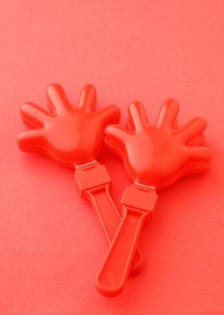 manos aplaudiendo: Animando herramienta de mano clap