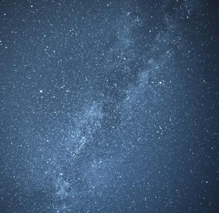 milky way: Universele Melkweg met sterren en ruimtestof.