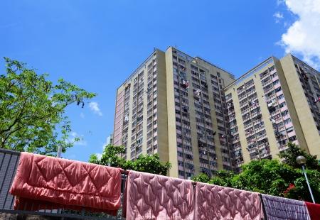 Housing in Hong Kong Stock Photo - 20436233