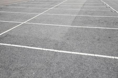 vacant lot: Outdoor car park
