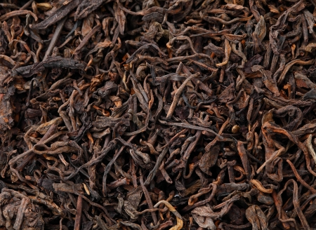 Chinese black tea photo