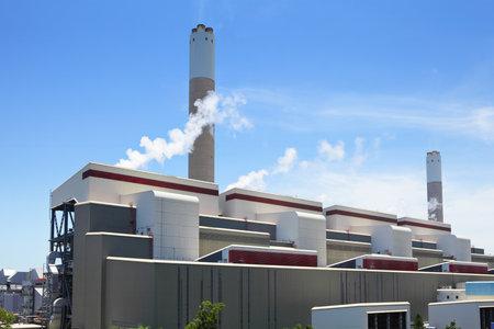 bridger: Coal fire power plant