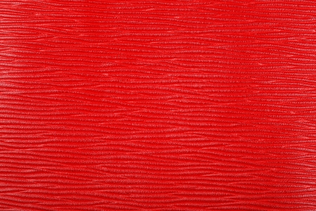 Striped leather texture in red color Stock Photo - 21353055