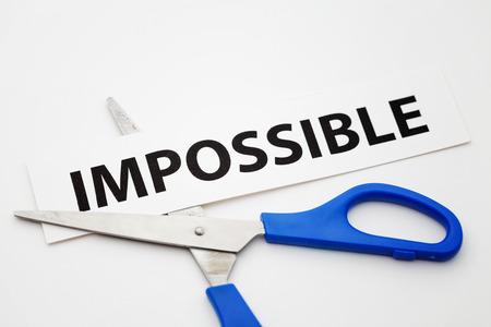 prefix: Impossible cut to possible
