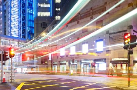 schlagbaum: Besetzt Verkehr in der Stadt Lizenzfreie Bilder