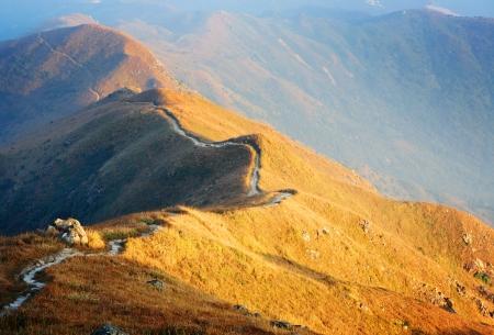 Bergpad
