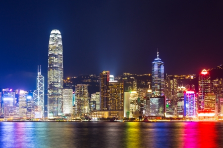 Hong Kong city photo