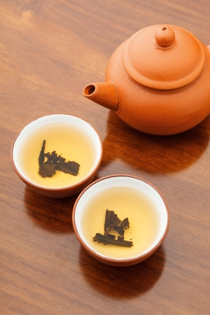 Chinese tea beverage photo