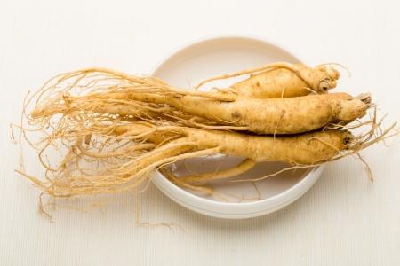 Korean cuisine ginseng Zdjęcie Seryjne - 23884548