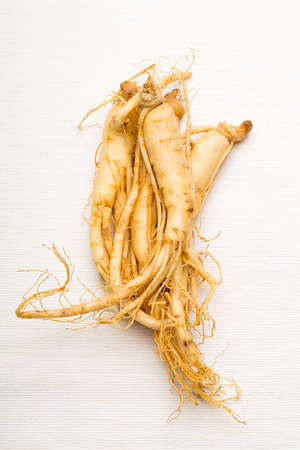 Fresh Ginseng photo