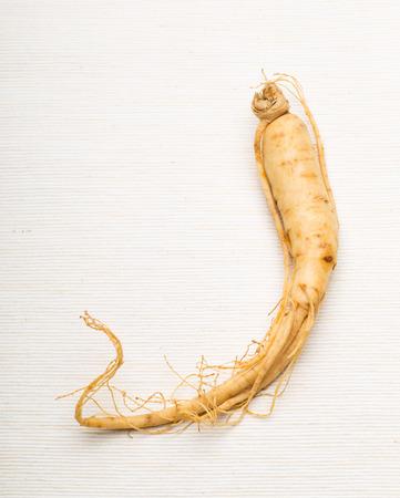 Fresh Ginseng stick Zdjęcie Seryjne - 24282800