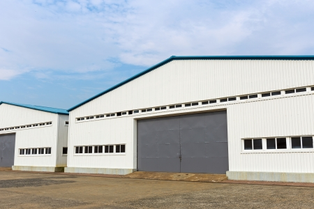 Storage warehouse photo